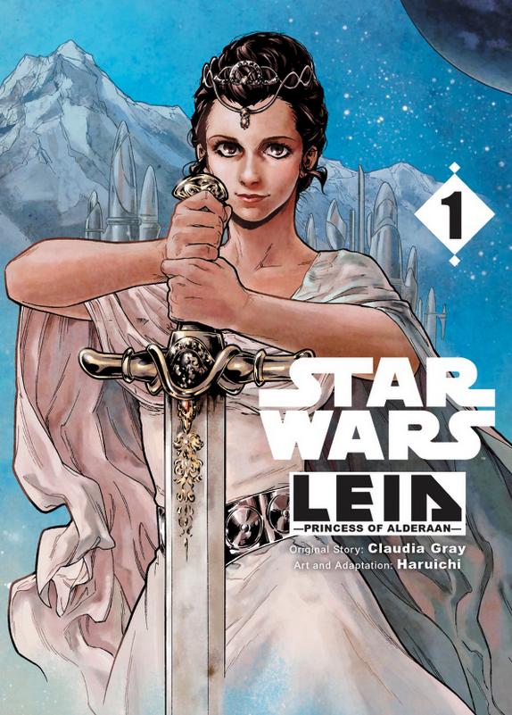Leia, Star Wars Manga