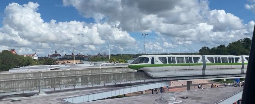 EPCOT, Monorail