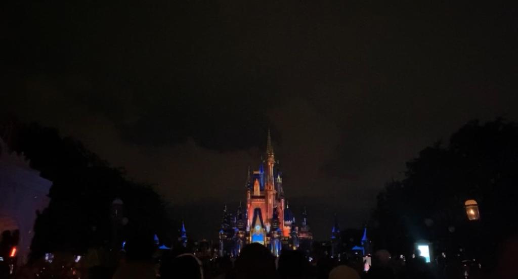 Happily Ever After, Magic Kingdom, Disney World, Fireworks