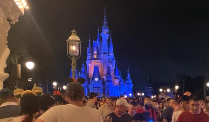 Happily Ever After, Magic Kingdom
