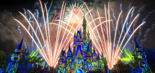 Magic Kingdom, Happily Ever After