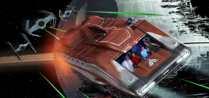 Star Tours, Disney+, Behind the Attraction