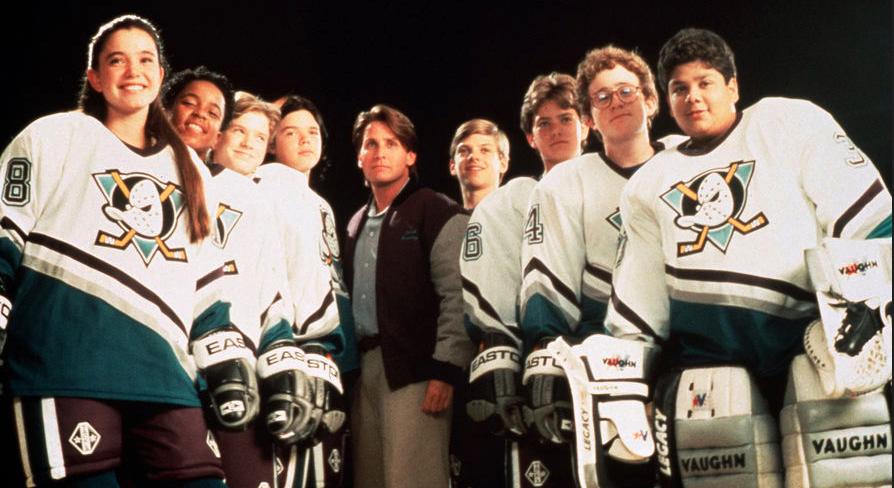 Goldberg, Shaun Weiss, Mighty Ducks