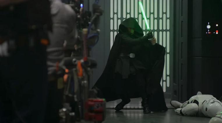 Disney+, Luke Skywalker