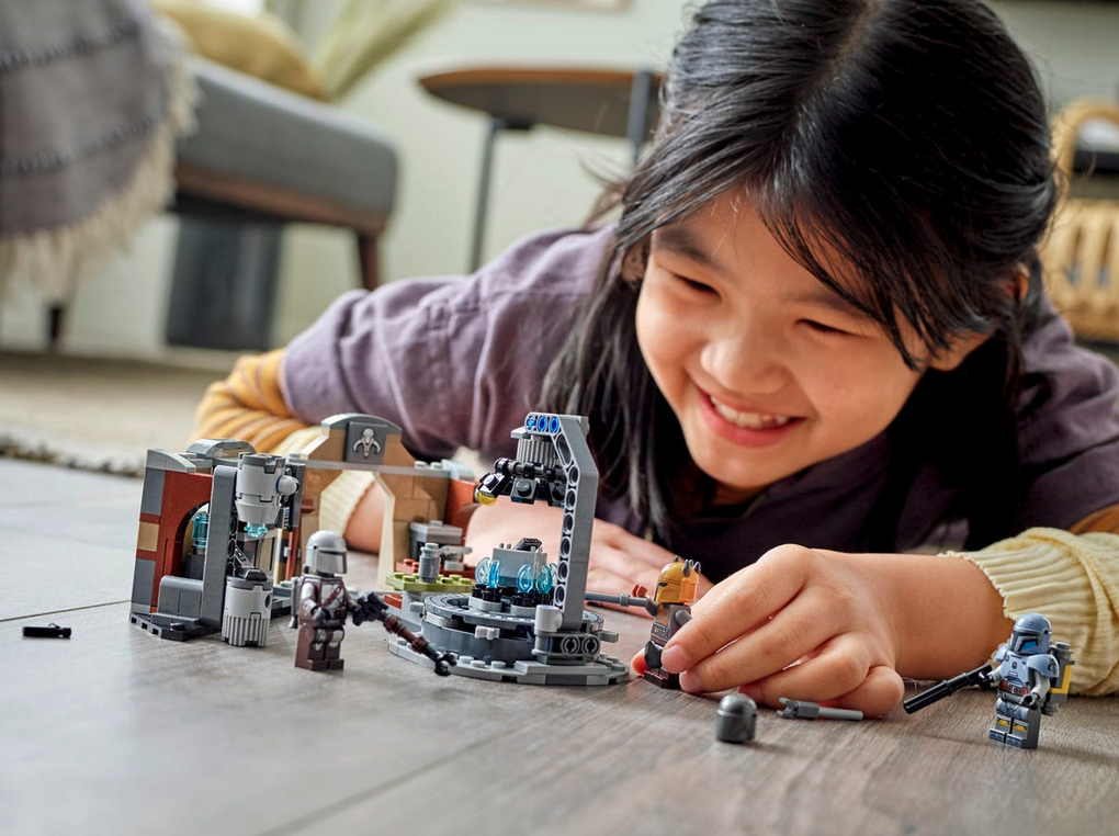 LEGO, Star Wars, Mandalorian