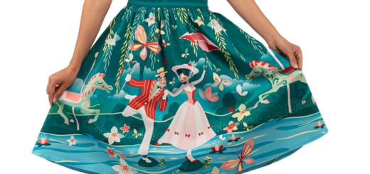Mary Poppins Stitch Shoppe Skirt