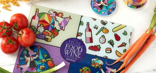 food & wine merch 2021