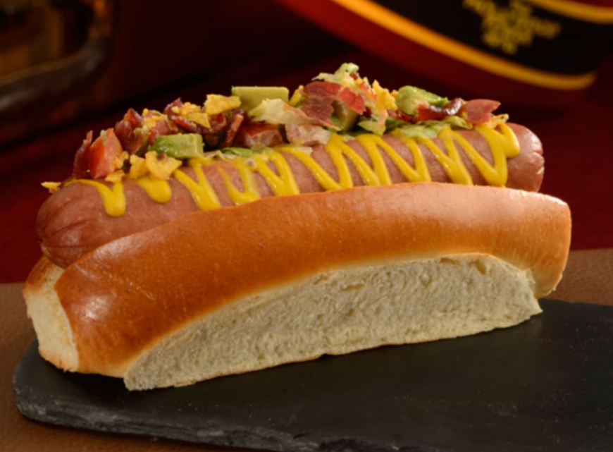 BLTA Hot Dog Fairfax Faire