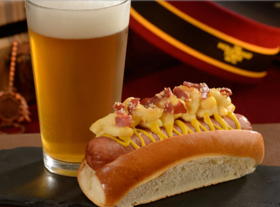 Fairfax Faire Hot Dog