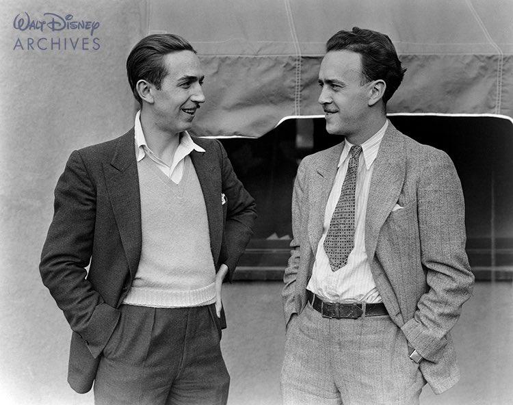 Walt Disney, Ub Iwerks