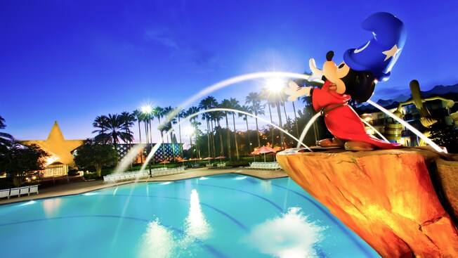Disney Early Theme Park Entry