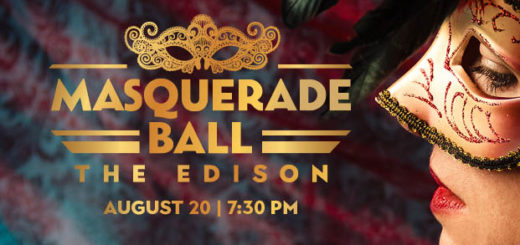 Edison Masquerade Ball 2021