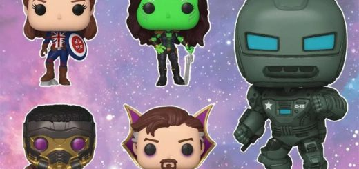 Marvel What-If Funko