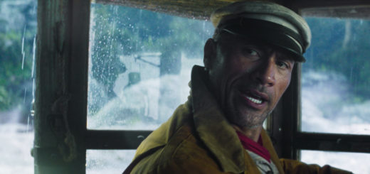 Johnson as Frank Wolff in Disney's Jungle Cruise