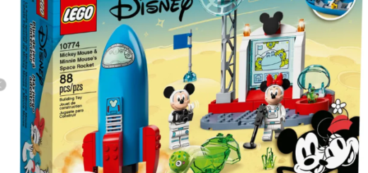 mickey space lego