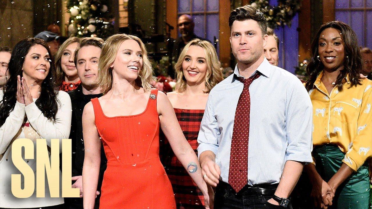 SNL closing Scarlett Johansson