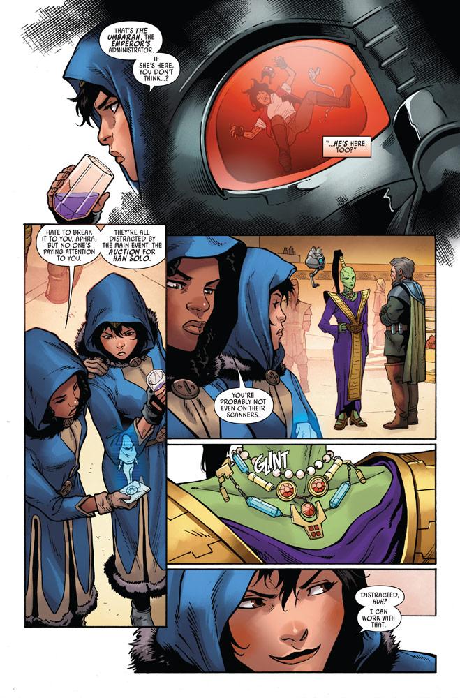 Doctor Aphra, Star Wars, Marvel