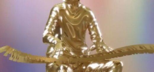 Joe Gardner Fab 50th statue