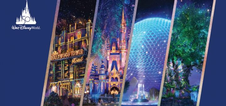 Disney World 50 anthem