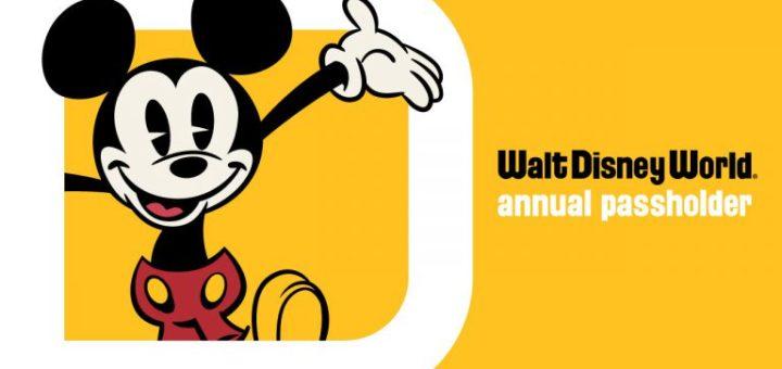 Disney Annual Passholder magnet