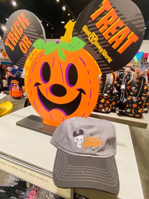 wicked spooky hat