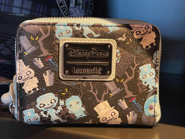Haunted Mansion Loungefly wallet