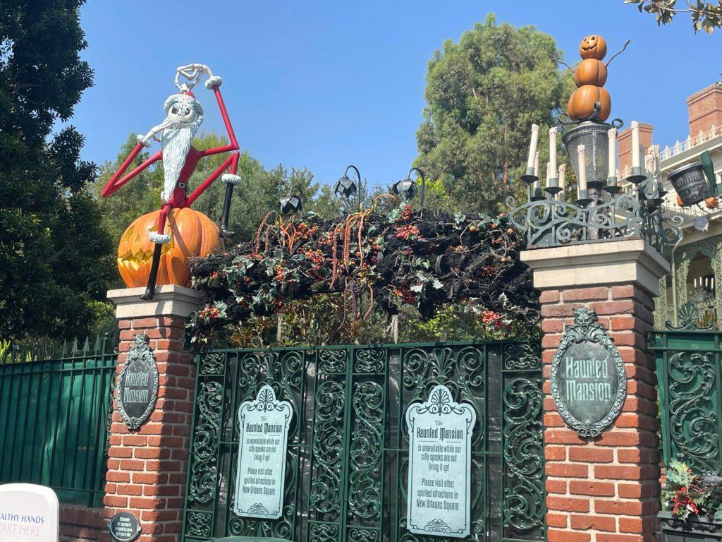 Haunted Mansion Holiday