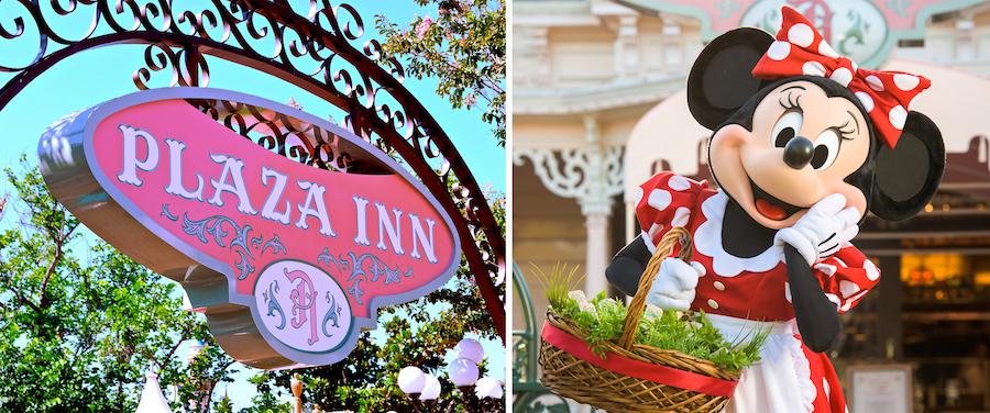Disneyland buffet