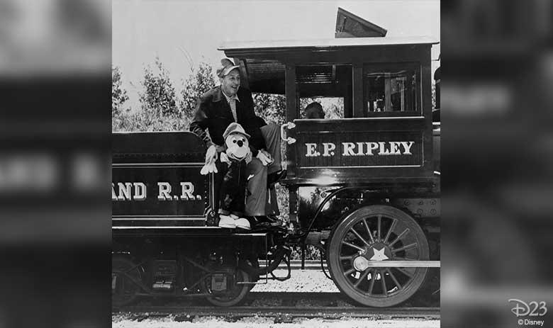 Walt Disney, DIsneyland, Mickey Mouse