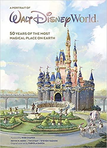 A Portrait of Walt Disney World