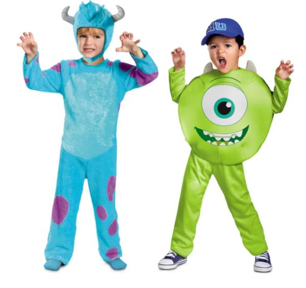 monsters inc halloween