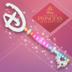 World Princess Week Key