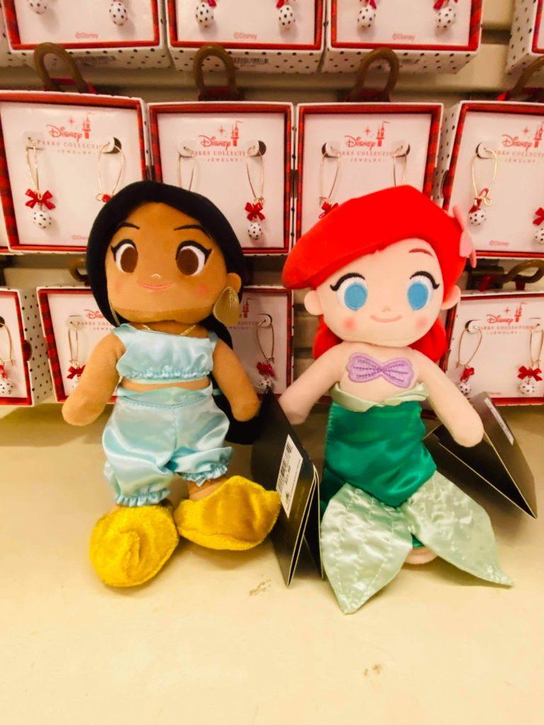 Ariel and Jasmine nuiMOs