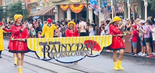 Rainy Day Cavalcade