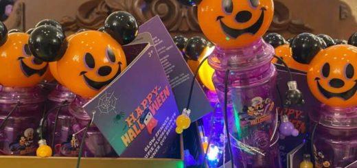 Halloween Glow Spinner