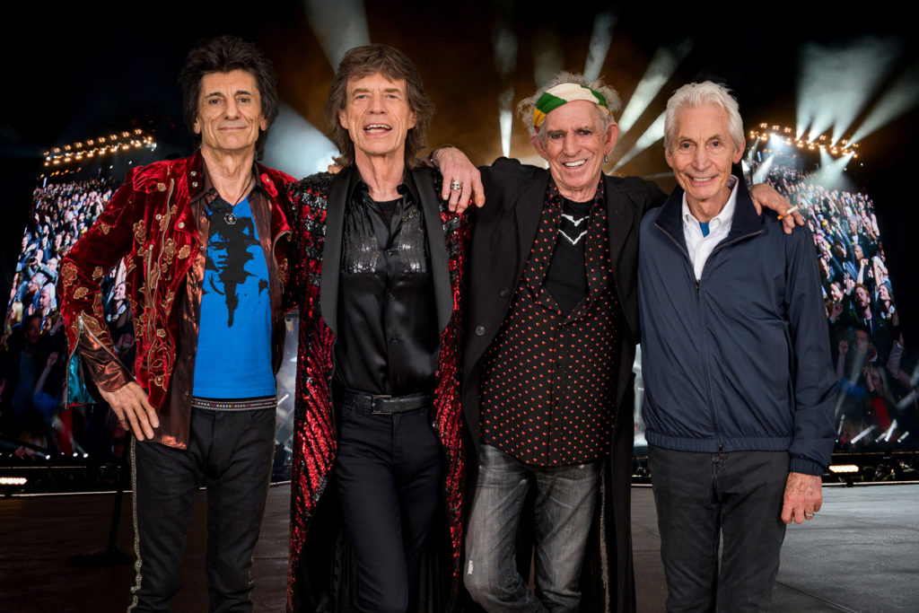Rolling Stones - rock n roller coaster