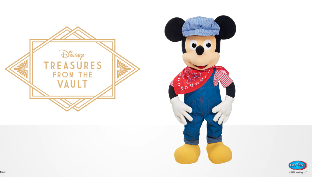 D23, Mickey Mouse, Plush