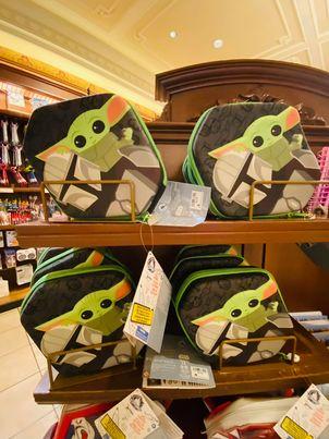Baby Yoda stationery set in Emporium