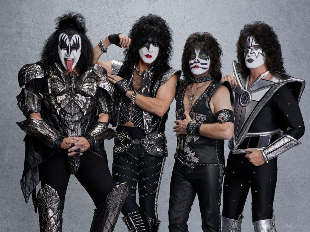 rock n roller coaster - kiss