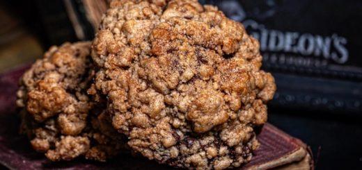 Gideon's nighttime cookie