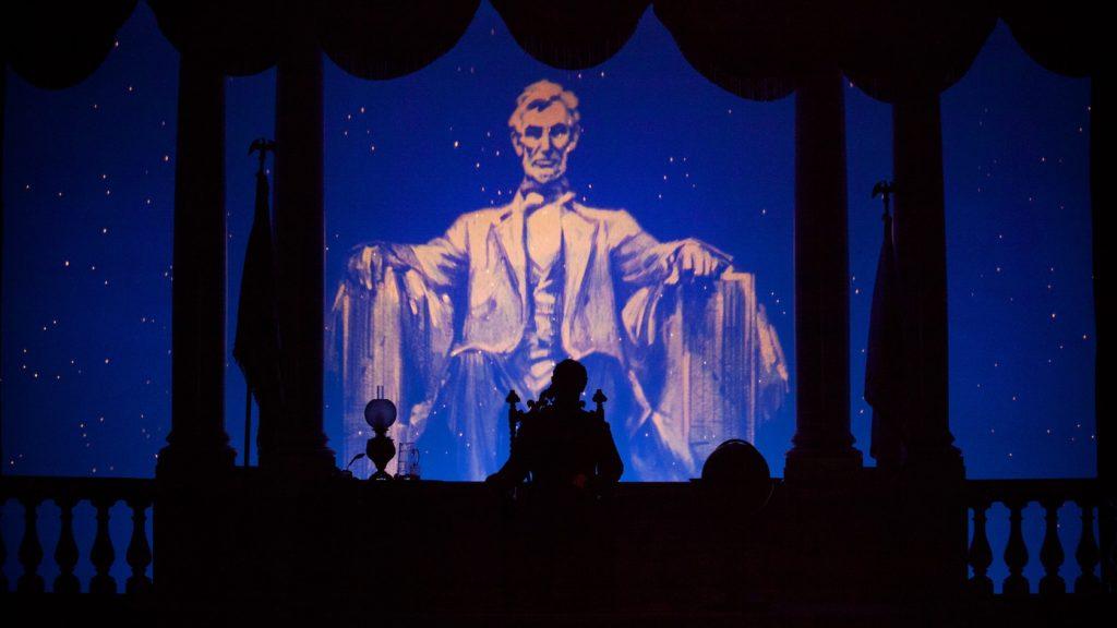 Lincoln, Disneyland
