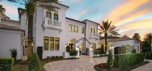 Golden Oak Property on Walt Disney World Property