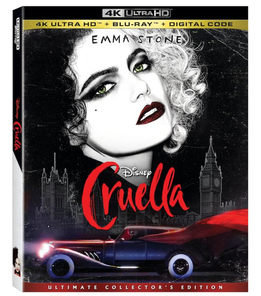 Walmart, Cruella, ebook