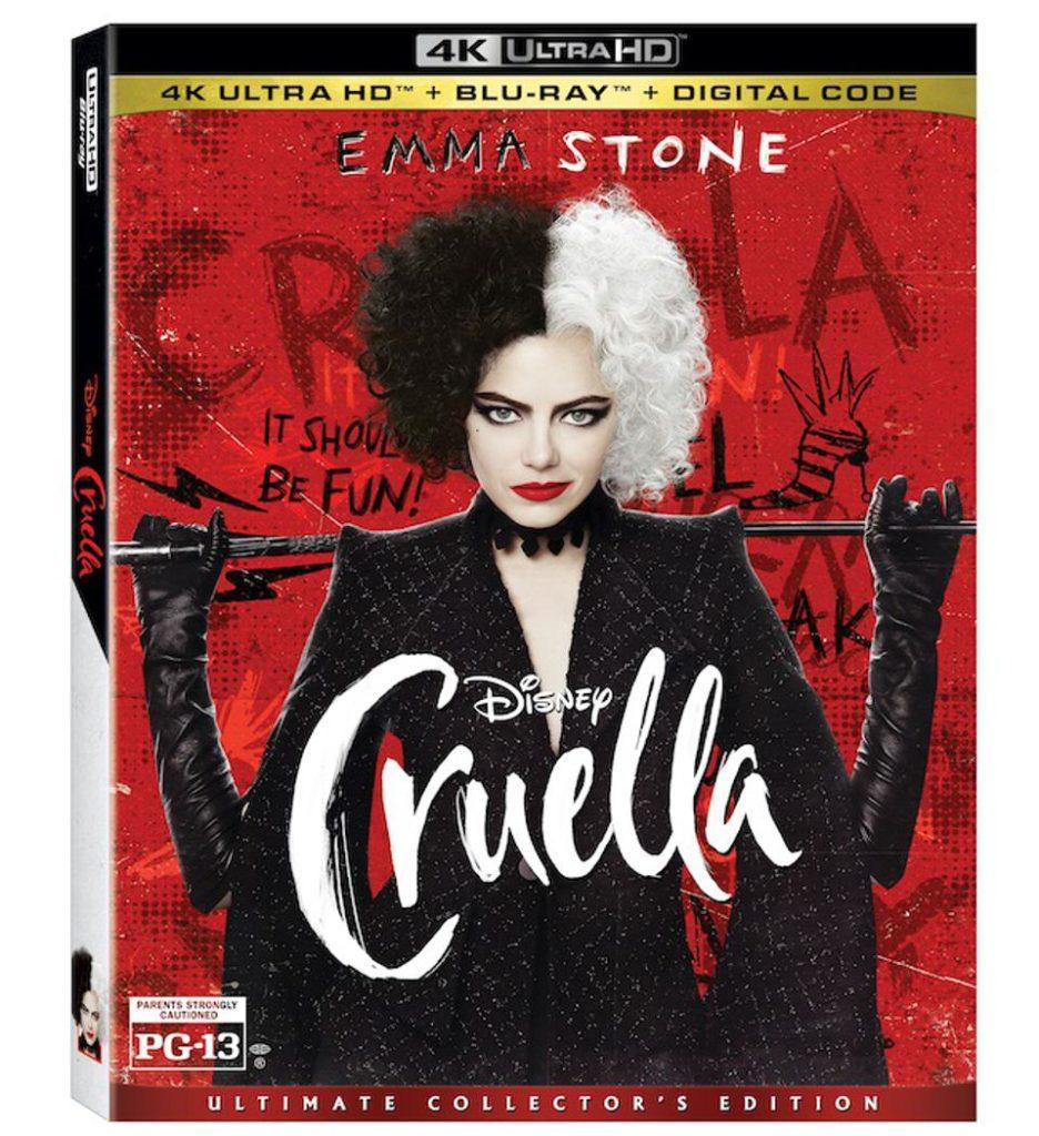 Blu-Ray, Cruella