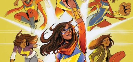 Ms Marvel: Beyond the Limit