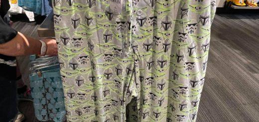 star wars pajamas mandalorian