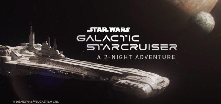 Star Wars Starcruiser itinerary