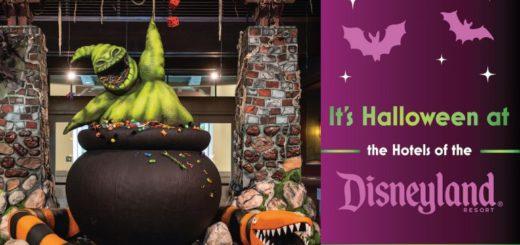 Disneyland Hotels Halloween