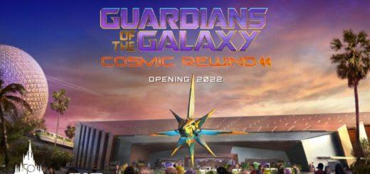 Guardians coaster 2022