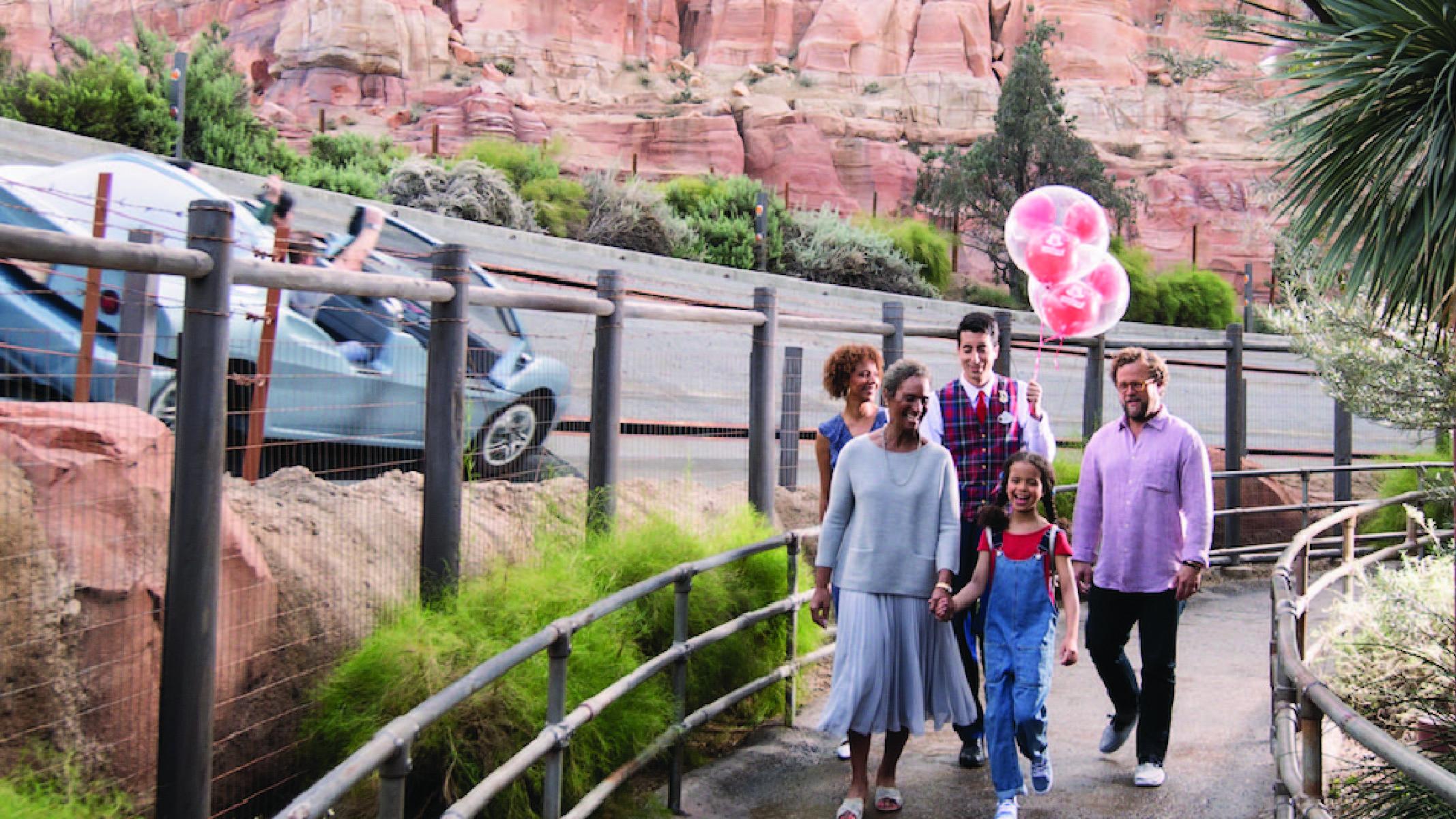 Disneyland VIP Tour